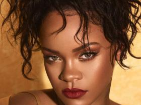 Magazine Covers,vogue,rihanna,Fenty,Fenty Beauty,British Vogue,eyebrows,eyebrow
