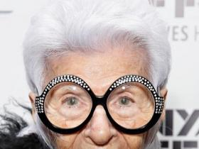 Celebrity Style,iris apfel,modelling,97 year old