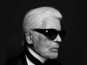 Celebrity Style,fashion,Karl Lagerfeld,fingerless gloves,signature style