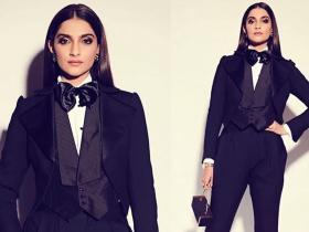 Celebrity Style,sonam kapoor,fashion,pantsuit