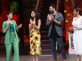 news & gossip,The Kapil Sharma Show,Dhvani Bhanusali