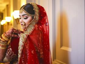 Weddings,indian weddings,Indian bride,bridal makeup