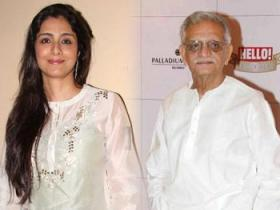 tabu,Interviews,work Gulzar