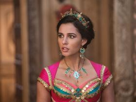 aladdin,Naomi Scott,Hollywood