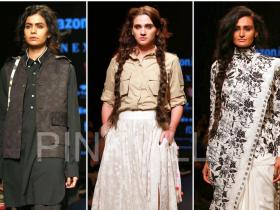 Celebrity Style,Abraham and Thakore,Amazon India Fashion Week,AIFW AW 2018