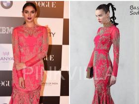 Celebrity Style,Aditi Rao Hydari,Sanam Ratansi,Style Cell,Basil Soda,Vogue Women of the Year Awards