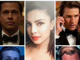 Discussion,Priyanka Chopra,Leonardo DiCaprio,tom cruise,Brad Pitt,Ryan Gosling,zac efron,Baywatch,Ryan Reynolds,The Rock