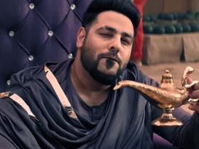 badshah,Will Smith,aladdin,Hollywood