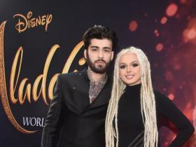 Zayn Malik,aladdin,Hollywood,Zhavia Ward