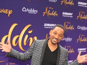 Will Smith,aladdin,Hollywood