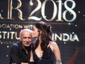News,Mahesh bhatt,alia bhatt,Vogue Women Of The Year Awards