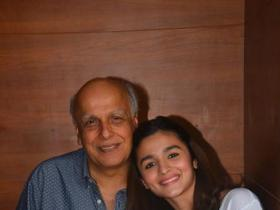 News,Mahesh bhatt,alia bhatt,Father's Day