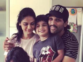 Allu Arjun,Arha,South