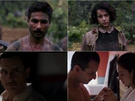 Video,Kangana Ranaut,Shahid Kapoor,saif ali khan,Vishal Bhardwaj,Arijit Singh,New Song,Rangoon,Alvida
