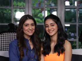Mother's Day,Exclusives,Student Of The Year 2,Ananya Panday,Bhavana Panday