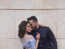 Rohit Reddy,Anita Hassanandani,photos