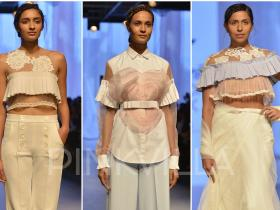 Celebrity Style,lakme fashion week,Archana Rao,Frou Frou by Archana Rao,LFW'16