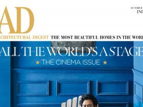 Magazine Covers,irrfan khan,inferno,Architectural digest
