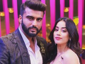 Discussion,arjun kapoor,janhvi kapoor,Koffee With Karan 6