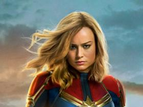 Brie Larson,Captain Marvel,Thanos,Avengers: Endgame,Hollywood