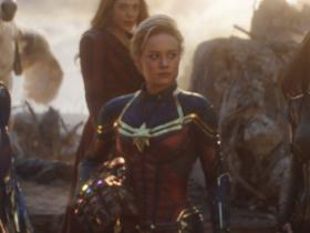 Captain Marvel,Avengers Endgame,Hollywood