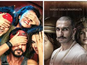 Bajirao Mastani,Box Office,Dilwale,Dilwale Day 1 Collections,Bajirao Mastani Day 1 Collections,Day 1 Box Office Report