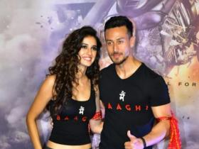 Tiger Shroff,Box Office,disha patani,Baaghi 2