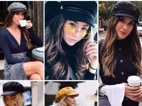 Style Tips,Baker boy hats,Fall trends 2017