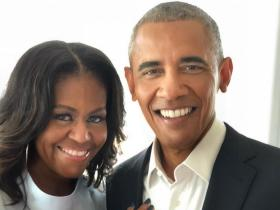 News,Barack Obama,Michelle Obama,Black Panther