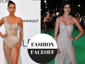 Faceoffs,Disha Patani,Bella Hadid
