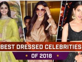 deepika padukone,alia bhatt,Best Dressed,Sara Ali Khan,best dressed actress