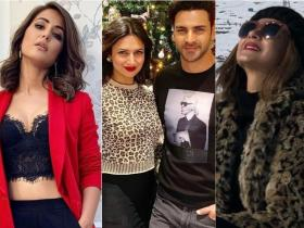 Celebrity Style,Jennifer Winget,Hina Khan,divyanka tripathi,Best and Worst Dressed,TV