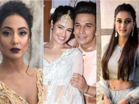 Style Tips,Hina Khan,Yuvika Chaudhary,Best and Worst Dressed,TV,erica fernandes