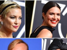 Beauty,Golden Globe Awards 2018