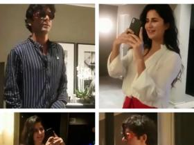 Video,Katrina Kaif,sunil grover,Bharat