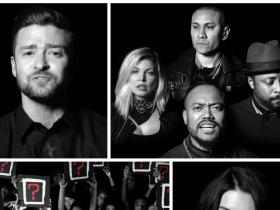 Video,Justin Timberlake,Kendall Jenner,Usher,Where Is The Love,Black Eyed Peas,Mary J. Blige