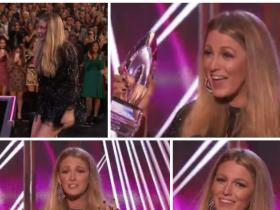 Video,People's Choice Awards,Blake Lively,PCA's,The Shallows