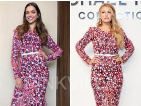 Celebrity Style,deepika padukone,michael kors,blake lively,new york fashion week,NYFW,XXX Return of Xander Cage