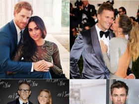 Love & Relationships,Blind Dates,Prince Harry and Meghan Markle,Blake Lively and Ryan Reynolds