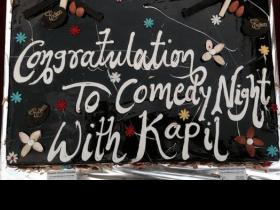 news & gossip,Colors,Ali Asgar,Kapil Sharma,Comedy Nights with Kapil,kiku sharda,Chandan Prabhakar,Sumona Chakravarti,one year celebration,upasana Singh,siddhu
