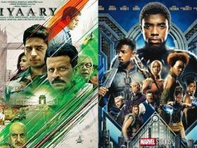 Box Office,Padman,Aiyaary,Black Panther,Padmaavat