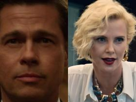 News,Brad Pitt,Charlize Theron,Sean Penn