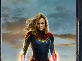 Brie Larson,Captain Marvel,Avengers Endgame,Hollywood
