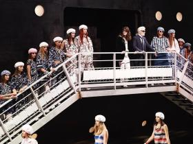 Celebrity Style,Chanel,Cruise 2018,La Pausa