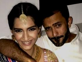 Celebrity Style,sonam kapoor,Exclusive,Wedding,Anand Ahuja