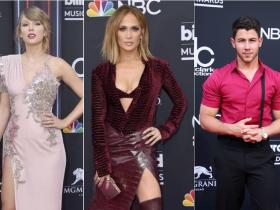 Celebrity Style,taylor Swift,Best and Worst Dressed,Jennifer Lopez,Mila Kunis,Billboard Music Awards