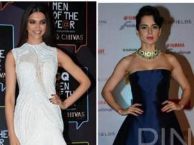 News,Kangana Ranaut,Deepika Padukone,queen,Happy New Year