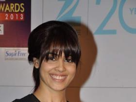 Event,genelia d'souza,Zee Cine Awards 2013