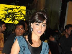 Event,genelia d'souza,filmfare awards 2010