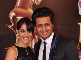 Event,genelia d'souza,ritesh deshmukh,Star Screen Awards 2013